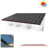昇進の太陽土台のタイル屋根のパネルブラケット(NM0043)