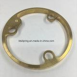 Especializado nas peças fazendo à máquina de cobre/bronze pelo CNC, girando, trituração, mmoendo