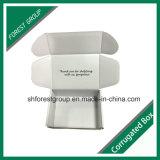 Impressão caixa ondulada da caixa de papel de ambos os lados para o empacotamento cosmético