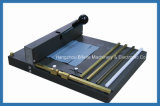 SM-460 cese manual de perforación de la máquina de oficina máquina de papel puntuable / Manual