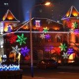 Vacances multi d'exposition d'éclairage LED de Landscapke des glissières 12PCS
