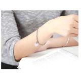 Armband van de Charme van de Vrouwen van de Manier van de Juwelen van het Ontwerp van de douane de Hart Gevormde