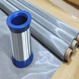 Acoplamiento de alambre de acero inoxidable para la filtración del jugo