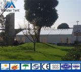 tenda di alluminio solida del magazzino del blocco per grafici di altezza su ordinazione di 10X15m per industria