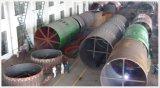 Shell de la fuente para el horno rotatorio de la industria de la mina