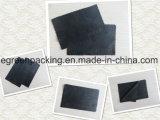 Aufgetragenes weiches Microfiber Glas-Putztuch-geprägtes Firmenzeichen