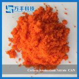Ce высокого качества (NH4) Ceric аммиачная селитра 2 (NO3) 6 99.99%