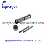 Válvula caliente de Rod de pistón de la venta para el rociador de la pintura y el equipo privados de aire eléctricos del aerosol