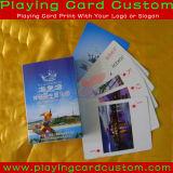 Tarjetas de juego personalizadas impresas a todo color