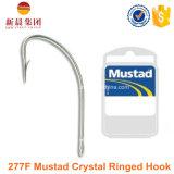 277f Mustadの水晶環状のホック