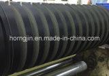Bande ignifuge noire de tissu d'acétate avec de l'acrylique