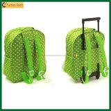 トロリーバックパック袋の教科書袋(TP-BP164)