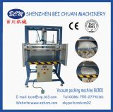 Maquinaria de compressão e de embalagem do vácuo do descanso
