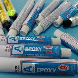 Tubi adesivi dei tubi pieghevoli di alluminio dei tubi della colla a resina epossidica che imballano i tubi