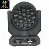 Zoom 19X15W RGBW 4in1 Bee LED Eye Moving Head Light