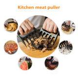 Vielzweckküche-Hilfsmittel BBQ-Bären-Fleisch kratzt Zufuhr-Gabel-Zange-Halter