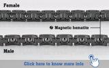 Bracelet magnétique en gros de luxe pour Lady with Tourmaline (10072)