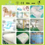 PrägenSpund verpfändetes nicht gesponnenes Gewebe für Baby Topsheet