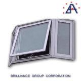 Алюминиевое верхнее повиснутое окно/алюминиевое окно тента