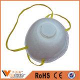 使い捨て可能な反塵黒によって作動するカーボンフィルター塵マスク