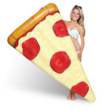 Раздувная игрушка поплавка кровати салона пиццы PVC бассеина Swim воды