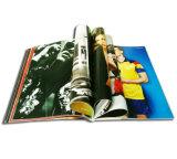 Cópias Magnetic Full Colors Art Paper Book Fashion Magazine Printing