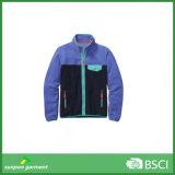 China Garments Factory Vente en gros Custom Winter Man Polar Fleece Jacket
