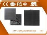 O painel de indicador video interno do diodo emissor de luz de Abt P3.91 /P4.81SMD, 500*500mm fundiu o gabinete de alumínio