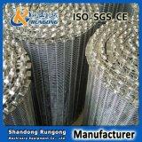 Flexibler Rod-Spirale-Kühlvorrichtung-Riemen für Brot-abkühlende Industrie