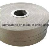 ケーブルの物質的なNhj単一側面のガラス繊維によって高められる金雲母の雲母テープ