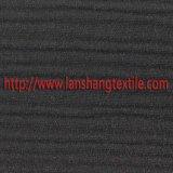 Tessuto tinto del poliestere della fibra chimica per la tessile del cappotto di vestito dalla donna
