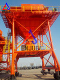 Het eco-haven Mobiele Stof die Vultrechter voor de Lading van de Vrachtwagen verzamelen en maakt leeg