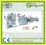 Instalación de producción automática llena del caramelo