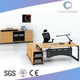Nuevo metal L escritorio del diseño de oficina del vector ejecutivo de la tarjeta de Partical de la dimensión de una variable