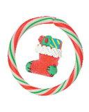 Het Suikergoed van de Kroon van Kerstmis en de Zachte Vriend van de Gelei