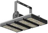 Più illuminazione 200W del traforo di alto potere LED di schiocco 2017 per il traforo, parcheggio, quadrato, miniere. 40W a 240W fornito