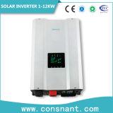 Гибрид одиночной фазы 12VDC 120VAC с инвертора 1-3kw решетки солнечного