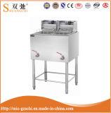 Fryer свободно стоящей электрической сковороды рекламы Sc-869 28L глубокий