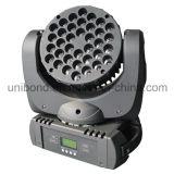 Fachmann und Träger-bewegliches Hauptlicht der Qualitäts-36PCS RGBW 3W LED Wäsche-Träger-Flut-Licht IP-65