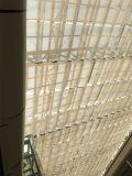 Het Zonnescherm Sunshutter van de Zonneblinden van het Venster van het Dak van het winkelcomplex