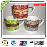 Glaze all'ingrosso Ceramic Mug con Handle per Coffee