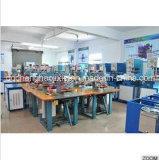 5kw de dubbele Machine van het Lassen van de Hoge Frequentie van de Post Plastic voor PE van pvc van Pu het Lassen van de Zak, de Plastic Lasser van Ce