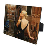 "Sublimation MDF-Foto-Panel 8 "" *10 "" des China-Hersteller-6mm"