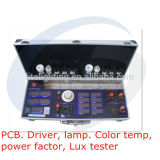LED Driver Efficiency Test Machine per Lux il TDC