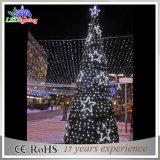 Luz gigante da decoração do Natal da árvore do ornamento do ano novo