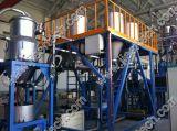 생산 라인을 합성하는 PVC