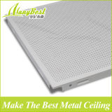 10 Jahre Erfahrungs-Flur-Entwurfs-verschobene Aluminiumdecken-