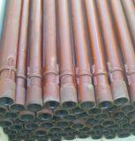 Tubo de taladro del receptor de papel de agua y tubo de taladro para la perforadora