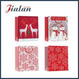 Рождества надувательства хорошего качества мешок горячего выполненного на заказ бумажный