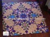 Estera de tierra de goma decorativa, alfombra de la manera, estera personalizada de la entrada